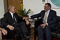 Defense.gov News Photo 120424-D-TT977-194 - Secretary of Defense Leon E. Panetta meets with Brazilian Minister of Institutional Security Gen. José Elito Carvalho Siqueira in Brasilia Brazil.jpg