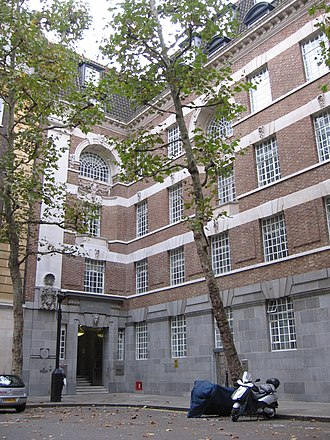 British government departments - Image: Defra, Nobel House, Smith Square