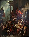 Delacroix - The Justice of Trajan, oil on canvas, 1858.jpg