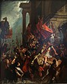 Delacroix - The Justice of Trajan, oil on canvas, 1858.jpg