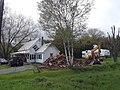 Demolished garage VT Rte 114 Lyndonville VT May 2019.jpg