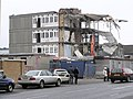 Demolition of Strule House, Omagh - geograph.org.uk - 1707818.jpg