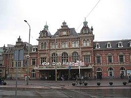 Den Haag HS railway station