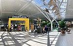 Departure gate at Brisbane International Terminal in March 2019.jpg
