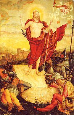 La Resurrezione di Gesu'