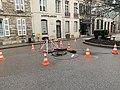 Des travaux, rue de Lorraine, Beaune en janvier 2021.jpg