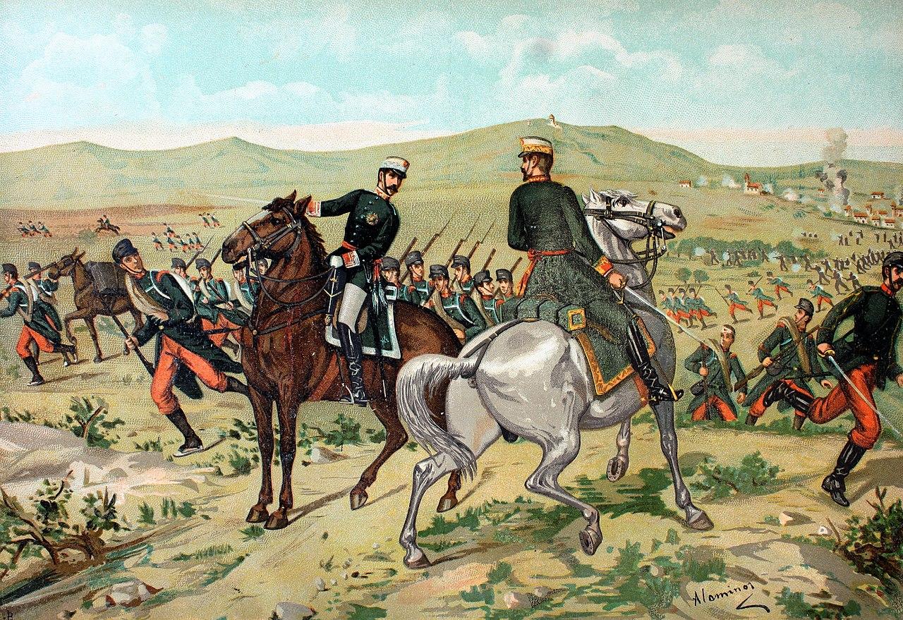 222 Batalla de Lacar La Vida de un Pueblo 3ª Guerra Carlista 1875 -Historia del Fuerte de San Juan en Arandigoyen.   www.casaruralurbasa.com