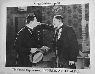 <i>Deserted at the Altar</i> 1922 silent film by William K. Howard