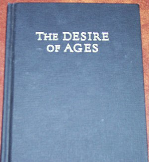 The Desire of Ages - A picture of the book