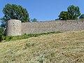 Detail of City Walls - Shushi - Nagorno-Karabakh (19143375052).jpg
