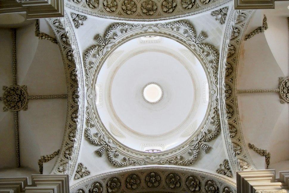 Detail santa croce main vault