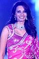 Diana Hayden walks for Manish Malhotra & Shaina NC's show for CPAA 17 (cropped).jpg