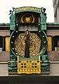 Die Ankeruhr ist eine große Spieluhr am Hohen Markt 10–11 in der Altstadt Wiens.jpg