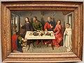 Dieric bouts, cristo in casa del fariseo, 1460 ca. 01.JPG