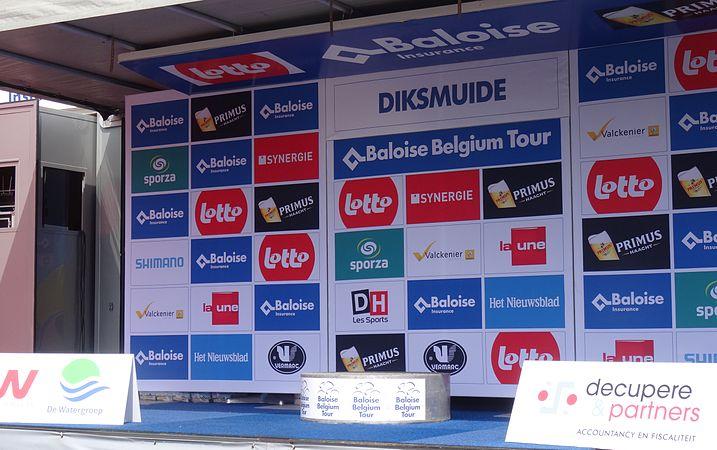 Diksmuide - Ronde van België, etappe 3, individuele tijdrit, 30 mei 2014 (C01).JPG