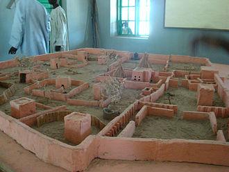 Dikwa - Image: Dikwa fort