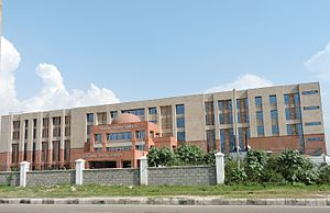 Mohali - District court complex, Mohali, Punjab, India