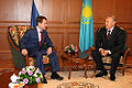 Dmitry Medvedev in Kazakhstan 22 May 2008-8.jpg