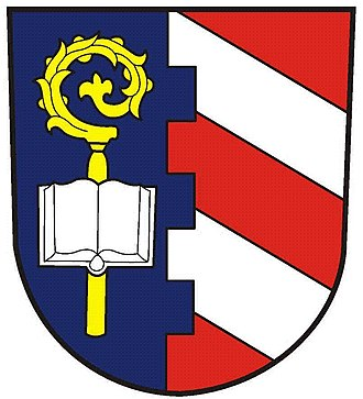 Dobřany (Rychnov nad Kněžnou District) - Image: Dobrany v orlickych horach coat of arms