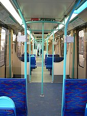Cars On Line >> Docklands Light Railway rolling stock - Wikipedia