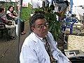 Doctor de la huelga de hambre en Costa Rica (octubre de 2010).jpg