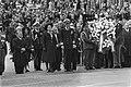 Dodenherdenking op Dam in Amsterdam moment tijdens plechtigheid, Bestanddeelnr 928-5585.jpg