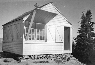 Dodger Point Fire Lookout