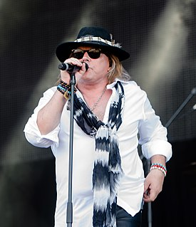 Don Dokken American heavy metal vocalist