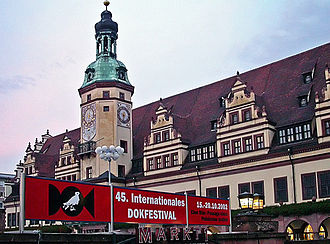 Dok Leipzig - DOK Leipzig in 2002.