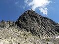 Dolina Starolesna, Maly Lodowy Szczyt.jpg