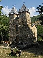 Uma igreja medieval