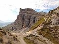 Dolomites - Alta Via 2, Stage 03-11 Rifugio Puez to Rifugio Boè - panoramio (2).jpg
