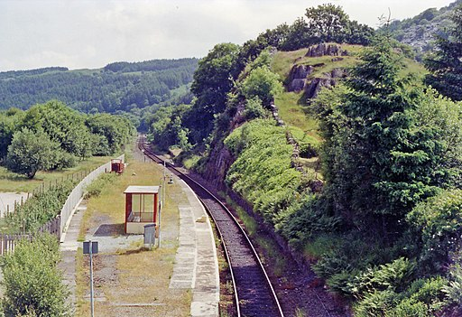Dolwyddelan station geograph-3414567-by-Ben-Brooksbank