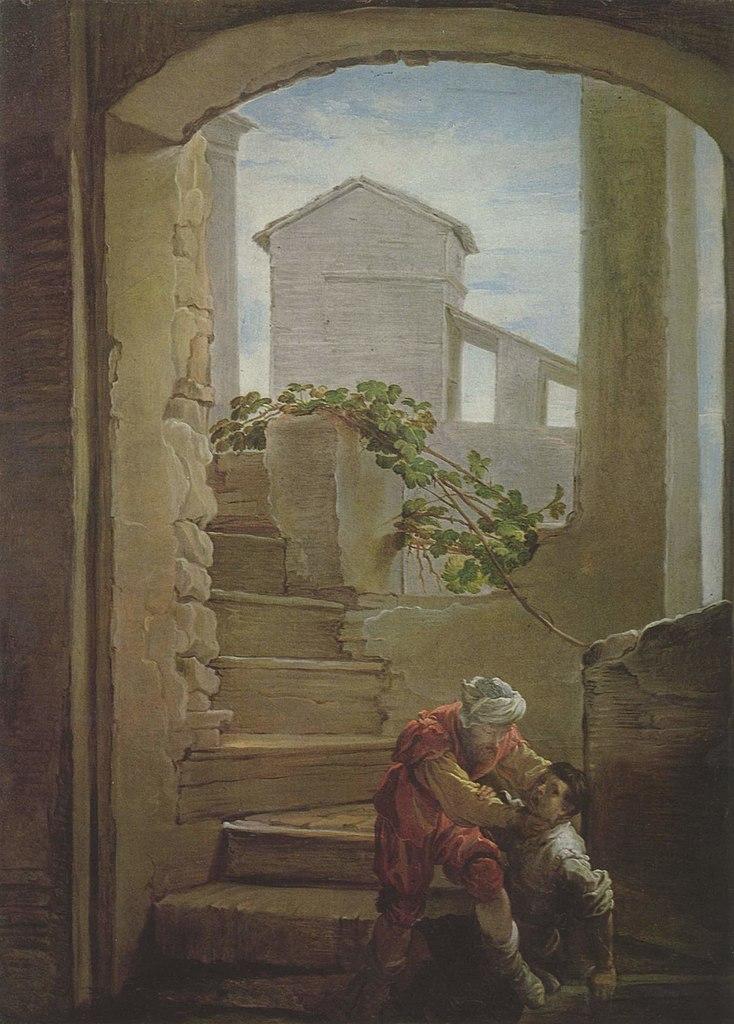 악한 소작인의 비유 (도메니코 페티, Domenico Fetti)