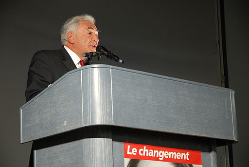 Dominique Strauss-Kahn - Strauss-Kahn meeting in Toulouse for the 2007 French presidential election 0242 2007-04-13