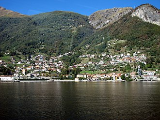 Dongo, Lombardy - Image: Dongo 1