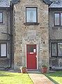 Doorway to the Herbert Storey Cottage, Westfield Village, Lancaster - geograph.org.uk - 645332.jpg