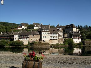 Dordogne at Argentat01.JPG