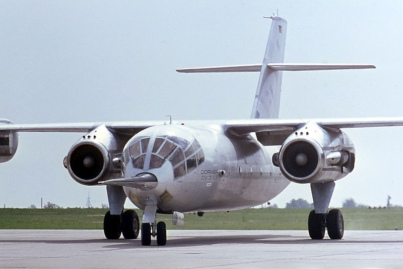 File:Dornier Do 31 in 1968 [3).jpg