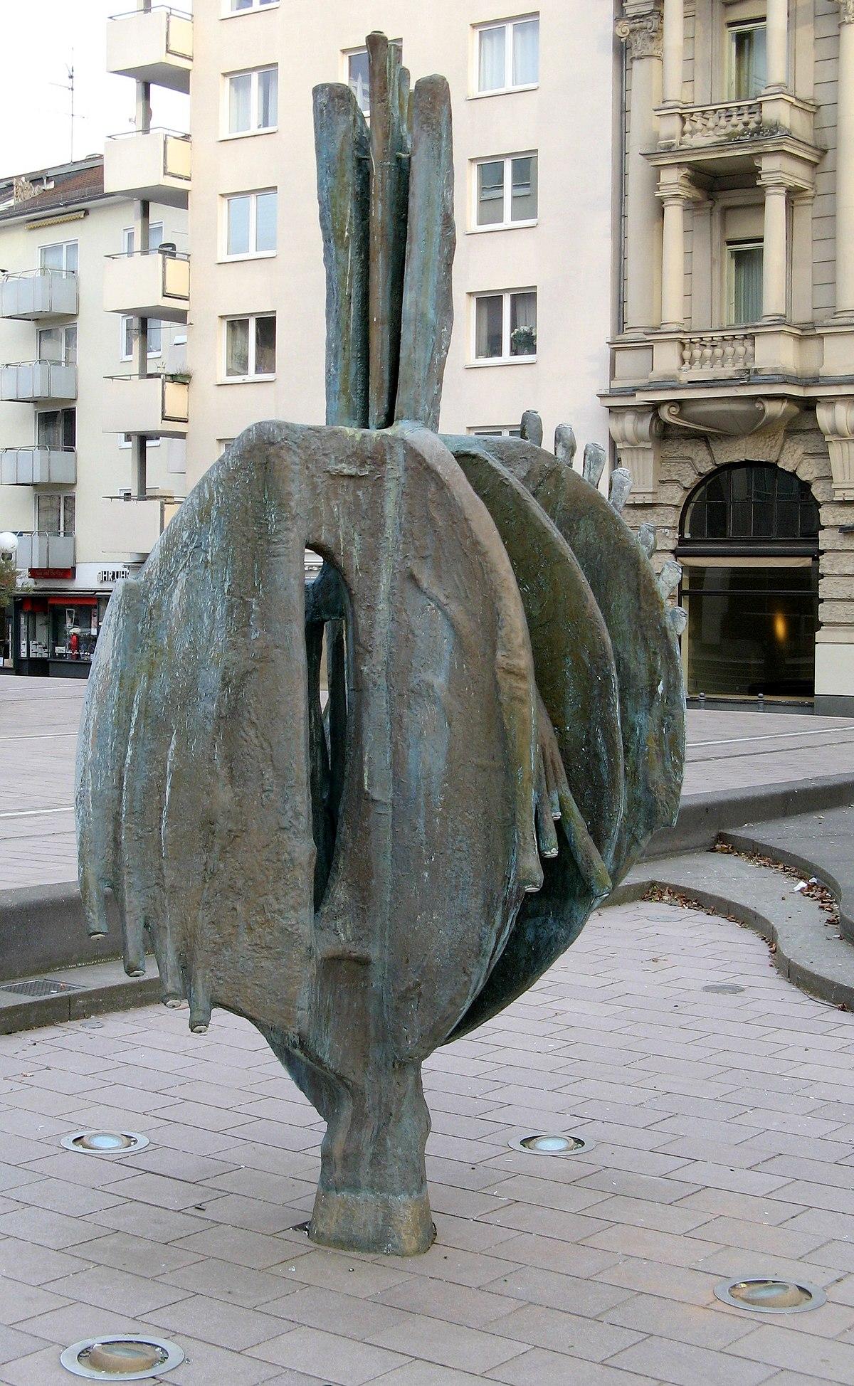 Deutscher Bildhauer Ernst