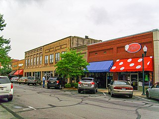 Arkadelphia, Arkansas City in Arkansas, United States