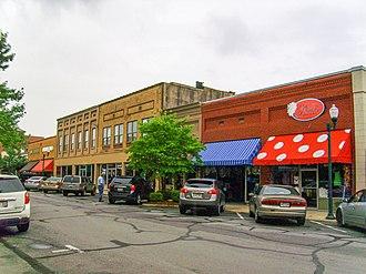 Arkadelphia, Arkansas - Downtown Arkadelphia