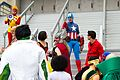 Dragon Con 2013 - JLA vs Avengers - And Hulk? Smash (9661602657).jpg