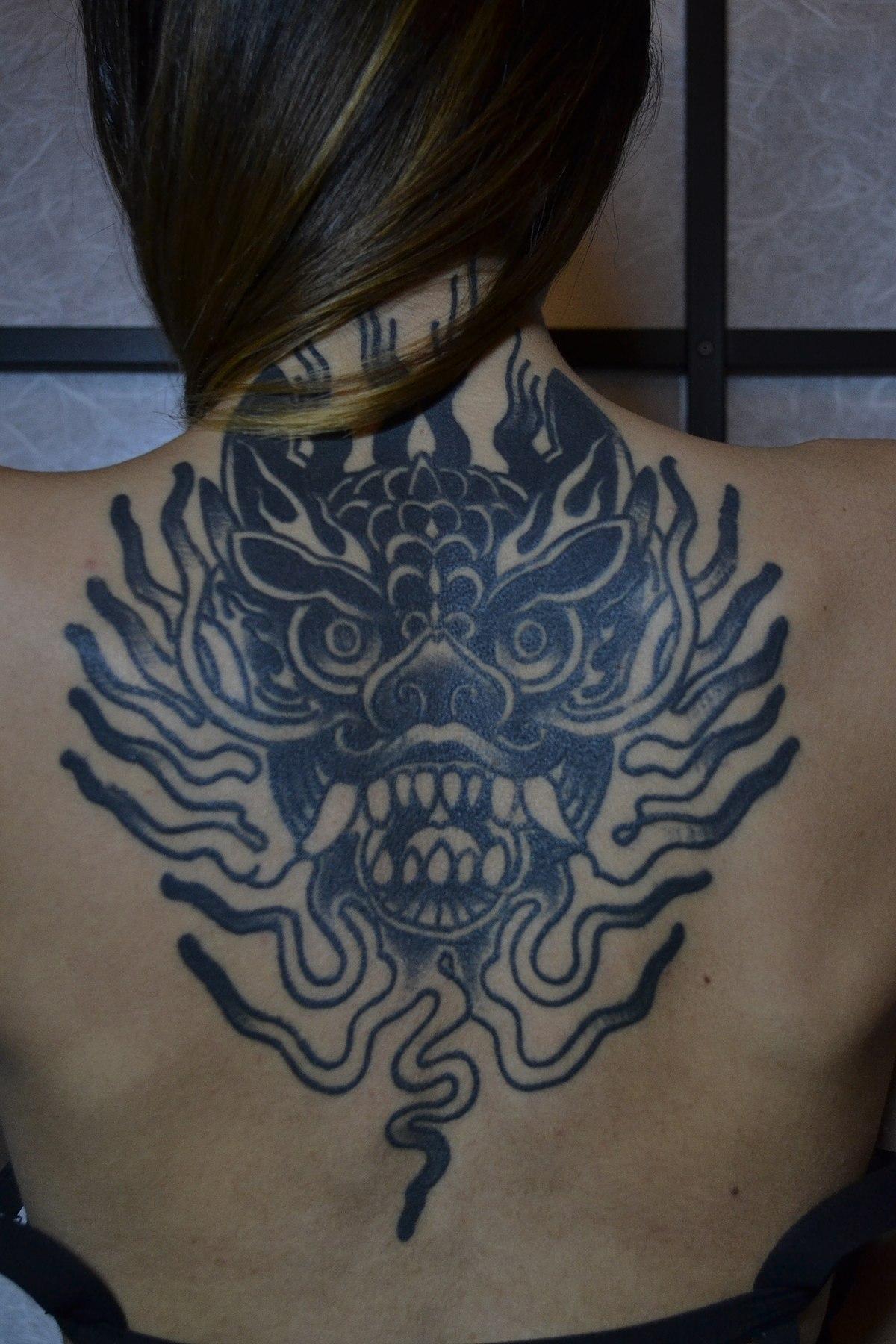 tatuaggio wikizionario