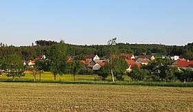 Drasov (Pribram District) in spring 2012 (7).jpg