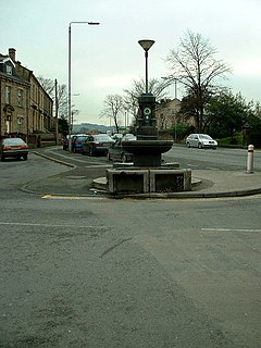 Savile Town suburb of Dewsbury, West Yorkshire, England
