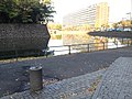Drinking water fountain outside Tokyo Imperial Palace - panoramio.jpg