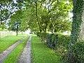 Driveway to Shepherd's Hill - geograph.org.uk - 223343.jpg