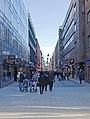 Drottninggatan, Stockholms most popular promenade - panoramio.jpg