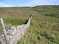 Dry stone wall and The Weets - geograph.org.uk - 605719.jpg